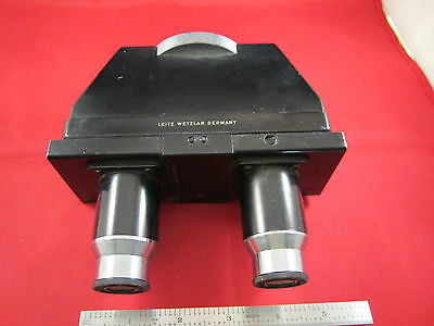 Leitz Wetzlar Allemagne Microscope Pièce Oculaire Oculaire 8x Periplan