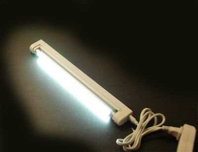 x4 T5 LED Integrated Tube Light - 1' (Frosted Surface) Cool White LED