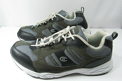 fb27529ef6724 Mens CHAMPION MEMORY FOAM Shoe Size US13 COMFORT Fit Running ATHLETIC  Thatcher