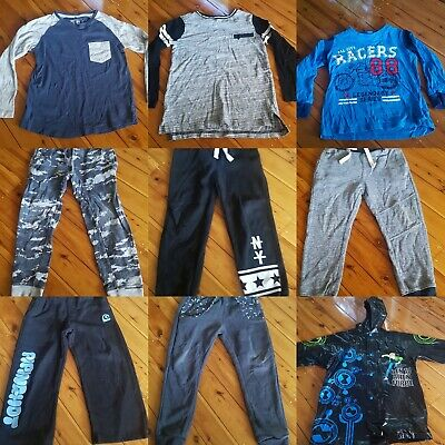 Boys Size 5 Bulk winter x 9 items