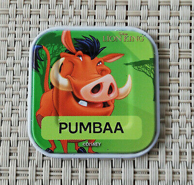 Woolworths Disney Words Tiles - Pumbaa