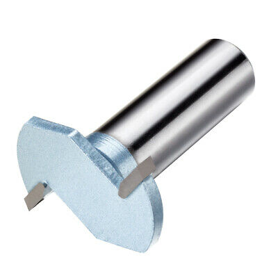 5/32-inch Cutting Depth T-Slot T-Track Slotting Router Bit Cutter 1/2-inch Shank