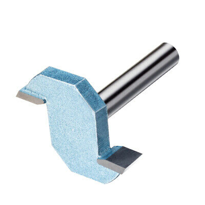 1/4-inch Cutting Depth T-Slot T-Track Slotting Router Bit Cutter 1/4-inch Shank