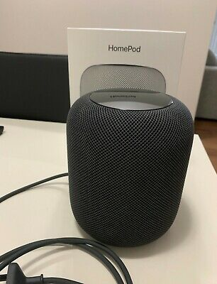 Apple Homepod (Smart Speaker) - Space Grey - 16GB (In Original Box)