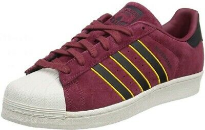 Details about ADIDAS ORIGINAL SUPERSTAR SHELL SNEAKERS MEN SHOES BLACK *45887 SIZE 11 NEW