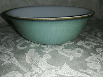 DENBY Regency Green cereal bowl 6.5 inches
