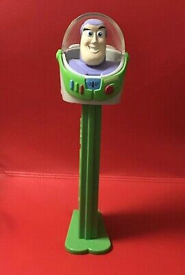 Large Pez Toy Story Buzz Lightyears Candy Dispenser 30.5 Cm Tall