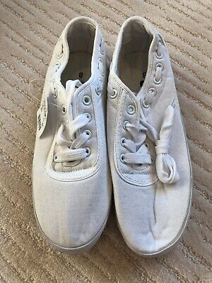 Suede Sole White Lindy Shoes 8 NWT