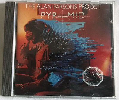 The Alan Parsons Project - Pyramid cd good condition