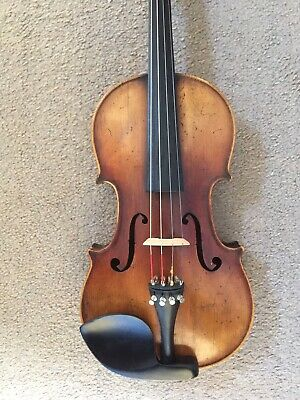Early 20th century Richard Duke Violin Copy with label