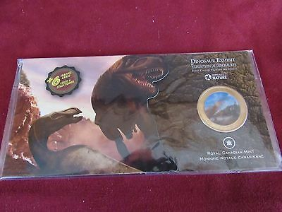2010  Dinosaur Exhibit-Featuring 50 Cent Sinosauropteryx Coin