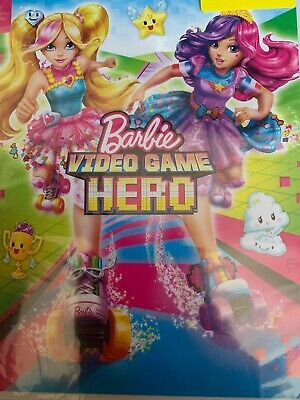 Barbie: Video Game Hero DVD (disc Only)