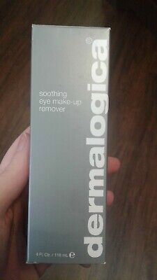 Dermalogica ,soothing Eye Make-Up Remover Full Size 118Ml, New