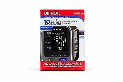 Brand New Omron Series 10 Upper Arm Blood Pressure Monitor Bluetooth