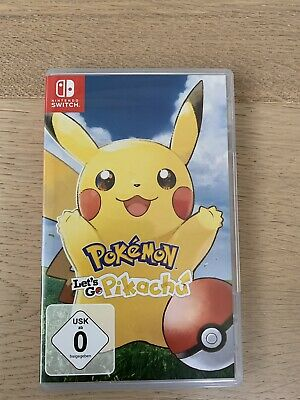 Pokemon: Lets go Pikachu [Nintendo Switch]