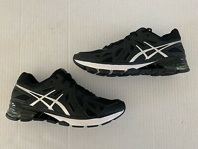 9894855250d1 RARE Men s ASICS GEL-Defiant Running Shoes Black Size 10 S412N