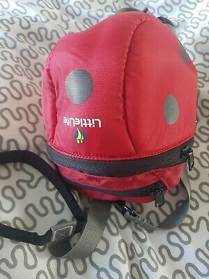 little life backpack Lady bird