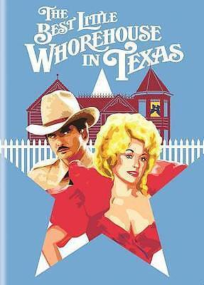 The Best Little Whorehouse in Texas (DVD, Widescreen) BRAND NEW SEALED