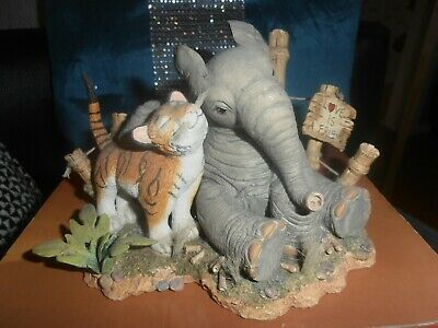 tuskers collectable henry elephants,love is a friend,perfect