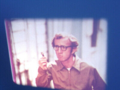 Take the Money and Run - Woody Allen  (1969) Super-8 Sound film full feature