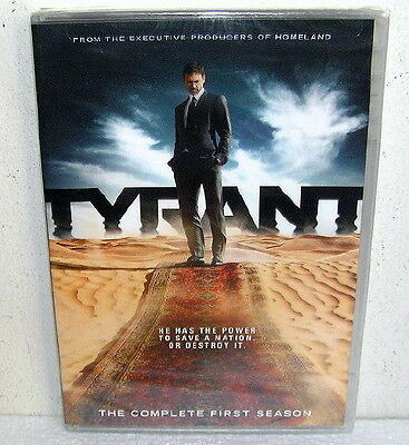 Tyrant Dvd Set Complete 1St Season Brand New Sealed 3 Discs 10 Great Fx Shows