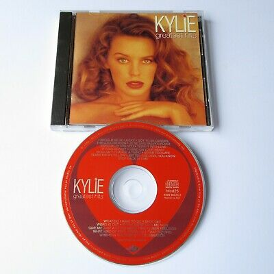 Kylie Minogue - Greatest Hits - CD Album