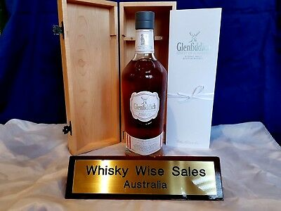 "Glenfiddich 29 Year Old ""Spirit of A Nation"" Limited Edition Bottle 175 of 250"