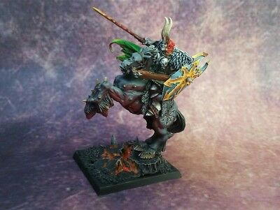 Archaon the Everchosen, Chaos Lord , Warhammer, Age of Sigmar ,WHFB,Chaos