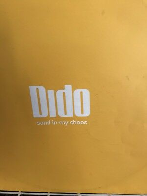 CLASSIC TRANCE VINYL - Dido Sand In My Shoes Above And Beyond Mix  Anjunabeats