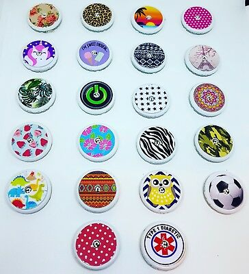 1 Year supply of Freestyle libre sensor stickers pack of 25.