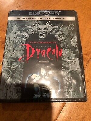 Bram Stokers Dracula (4K Ultra HD + Blu-ray, 2017, Digital)