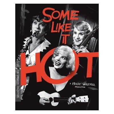 Criterion Collections Brcc2963Bd Some Like It Hot (Blu-Ray/1959/ws/b&w/mono)