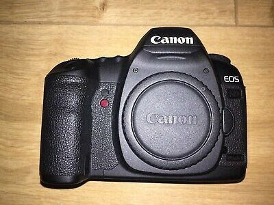 CANON EOS 5D MARK II 21MP DIGITAL SLR CAMERA - EOS5D MK 2 Shutter Count 10,102