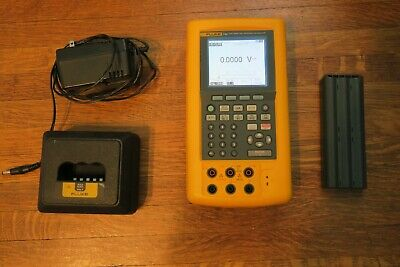 Fluke 744 HART Documenting Process Calibrator Very Good Working Condition FS