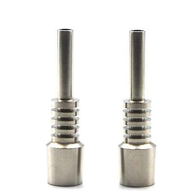 2pcs/pack, 10mm Titanium tip nail for nectar collector