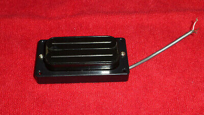 Vintage Bill Lawrence L500 Pickup 1980s Dimebag BC Rich Nuno Killer Sound + Ring