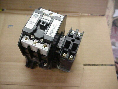 NEW GE CR460B 4P Electrically Held Contactor 277v coil CR463L40ANA