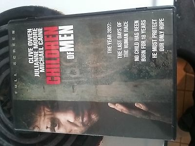 Children Of Men Full Screen DVD