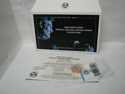 2019-W Proof Lincoln Cent In Original US Mint Packaging With COA-1st EVER!(b)