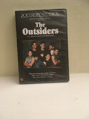 The Outsiders (1983) [New DVD] Full Frame, Subtitled, Widescreen,