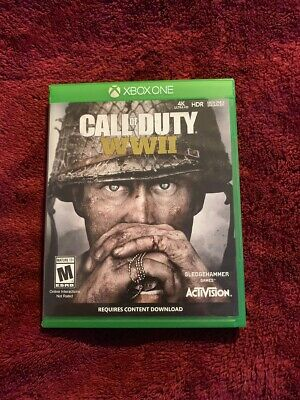 Call of Duty: WWII - Xbox One - Very Good Condition