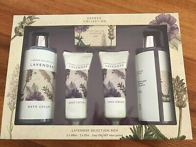 Lavender Bath Gift Pack Brand New - Cream & Lotion