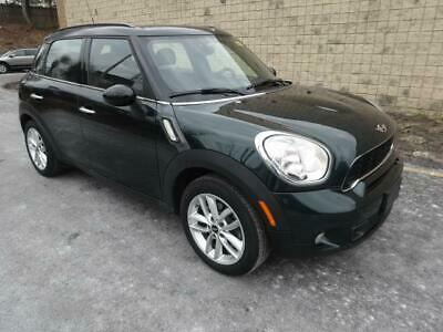 2011 Mini Countryman S TURBO AUTOMATIC TURBO S ONLY 48k Miles PANORAMIC ROOF LEATHER HEATED SEATS ONE OWNER LIKE NEW!