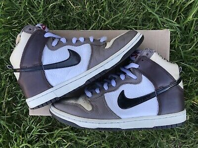 low priced 211df 527ae NIKE SB DUNK High Pro Ferris Bueller Size 8.5 Men 2008 Rare
