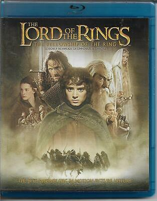 The Lord of the Rings! The Fellowship of the Ring! Bluray! Fantasy! Adventure! E