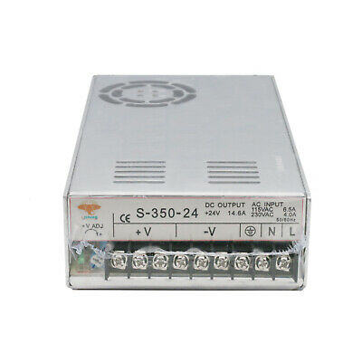 1PC CNC Router Single Output Power Supply 350W 24V S-350-24 LONGS MOTOR
