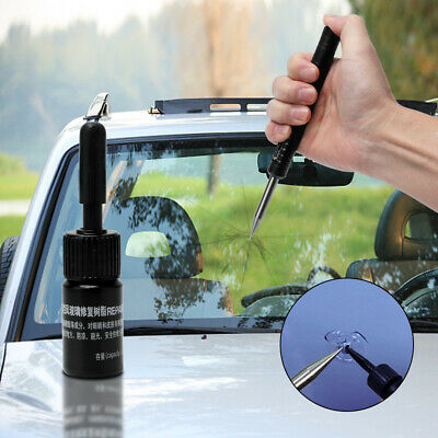 16In1 DIY Car Auto Glass Long Crack Scratch Repair Tool Windscreen Recovery Kit