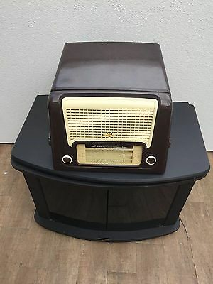 Astor Super Six Table Radiogram