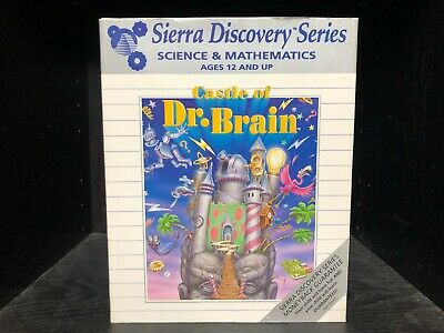 T4 Castle of Dr. Brain Science and Mathematics PC Game