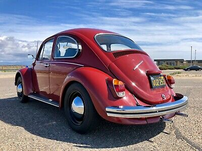1968 Volkswagen Beetle - Classic  1968 VW beetle, restored, excellent condition, original CALIFORNIA black plate